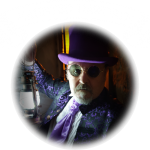 Haunted Haworth Ghost Walks Logo and Guide