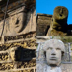The Stone Heads of Haworth