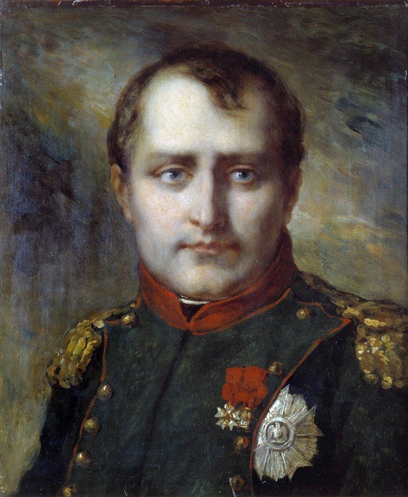 The Emperor Napoleon (last portrait of, painted by Pierre Paul Prud'hon)
